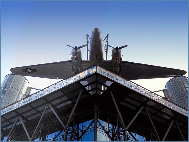 Geschichte der Rosinenbomber ist eine Geschichte West-Berlins!