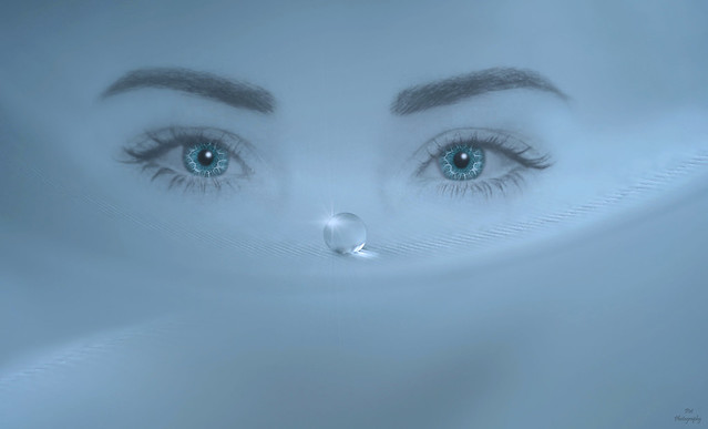 Art of Water Droplet...