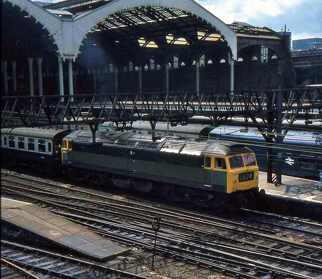 47182 Liverpool Street Station, London. 24.05.1974.