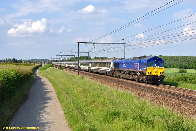 I6Bc transport @ s'Herenelderen