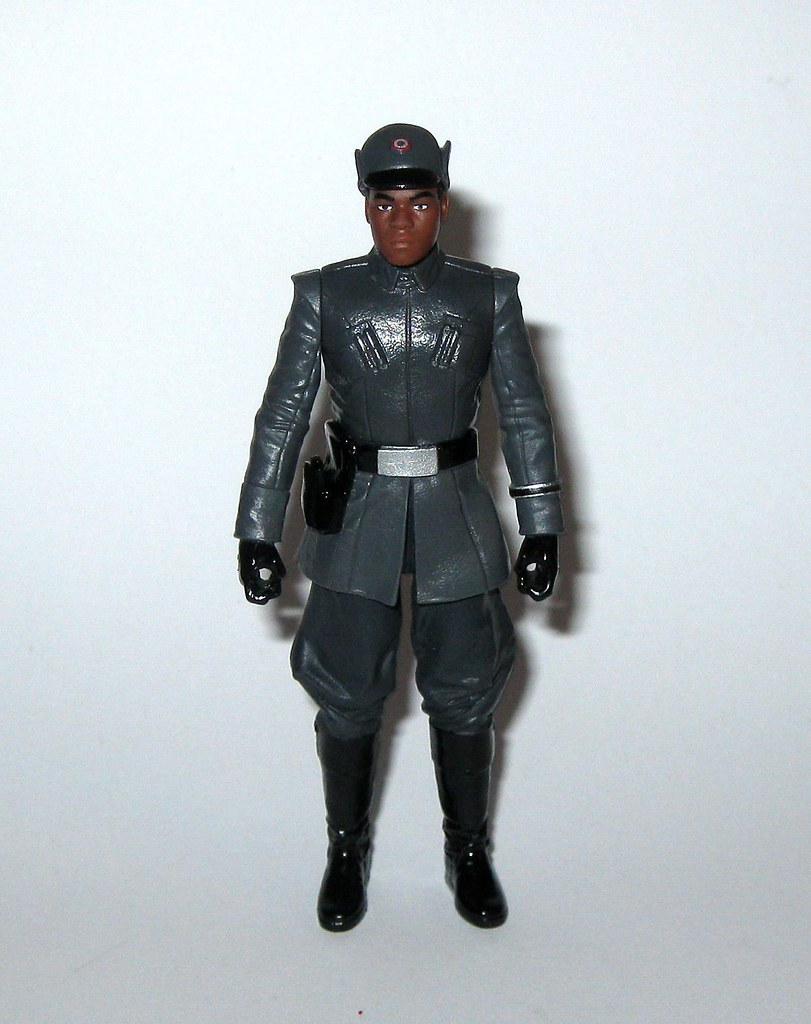 Star Wars The Last Jedi Force Link Finn First Order Disquise /& Captain Phasma