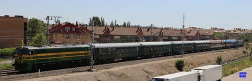 Tren de Felipe II + Tren de los 80 + 269 LCR