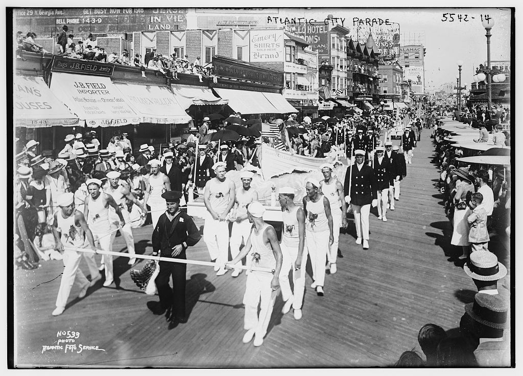 Atlantic City Parade (LOC)