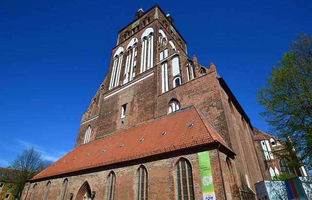Greifswald - Marienkirche
