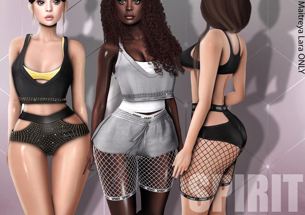 SPIRIT - Amela outfit @ The Arcade (June,1) - TeleportHub.com Live!