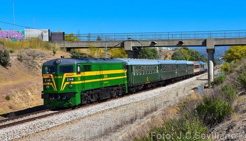 321-048-1 Tren histórico Pinar de las Rozas (3+) JCS