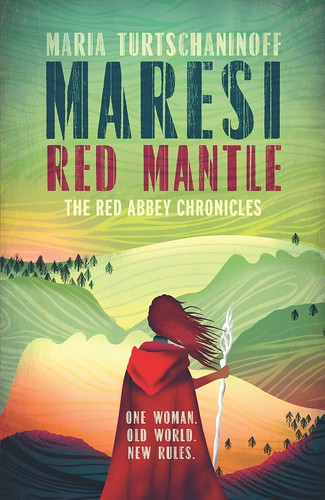 Maria Turtschaninoff, Maresi, Red Mantle