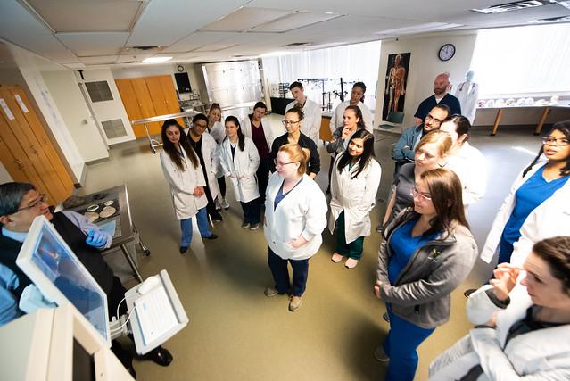 Pathologists' Assistant Kubtec Imaging visit