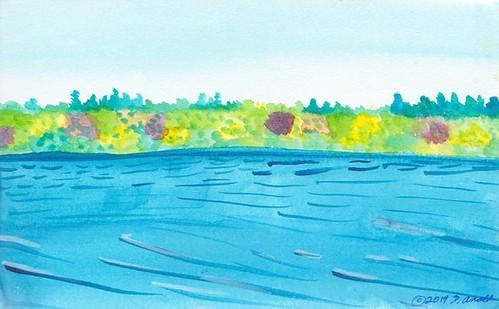 5.25.19 - A Little Landscape