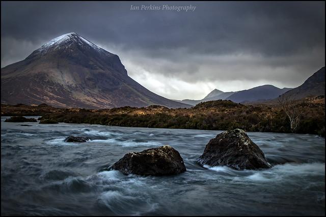 SLIGACHAN AND THE BLACK CUILLIN, Isle of Skye, Scotland (Explore #1)