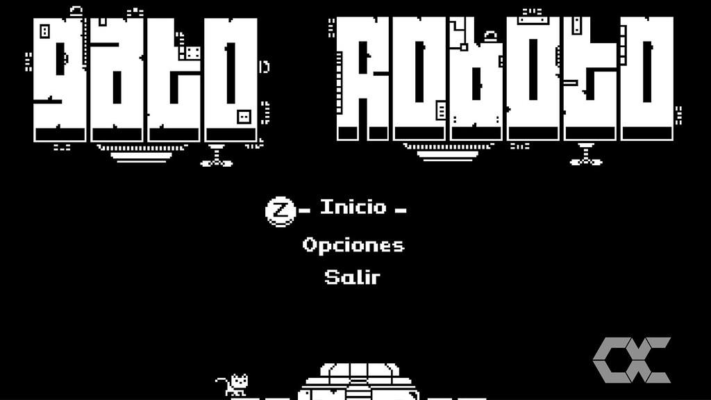 Gato Roboto- Overcluster