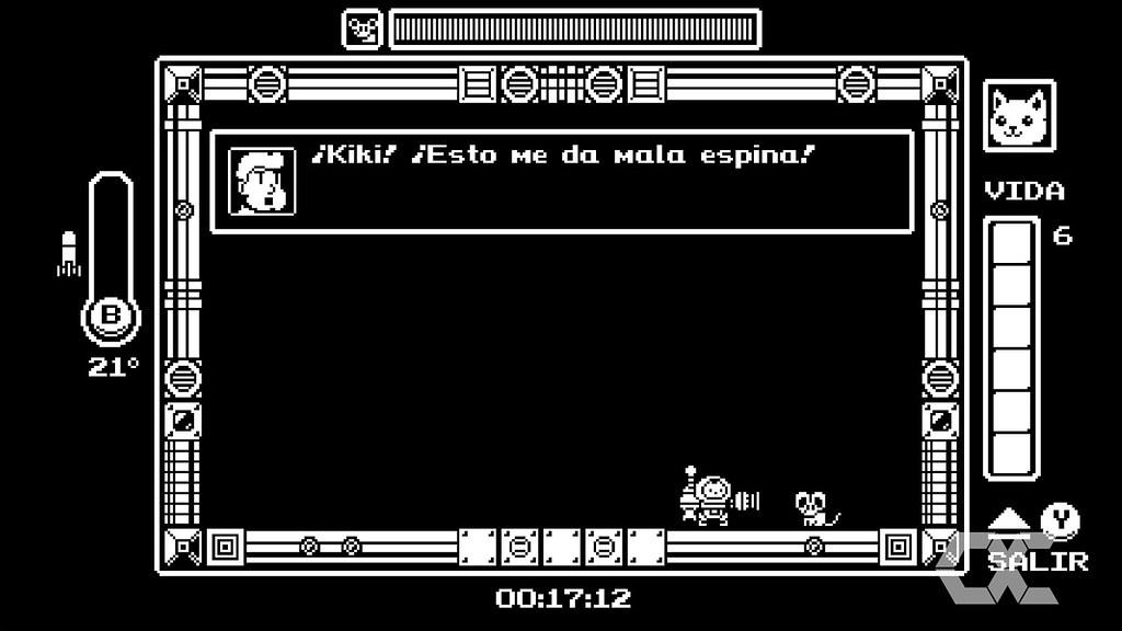 Gato Roboto- Overcluster 07