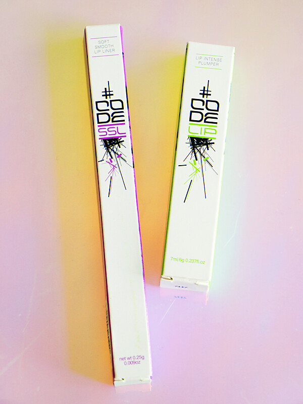 CODE Beautiful Fabulous Lip Duo