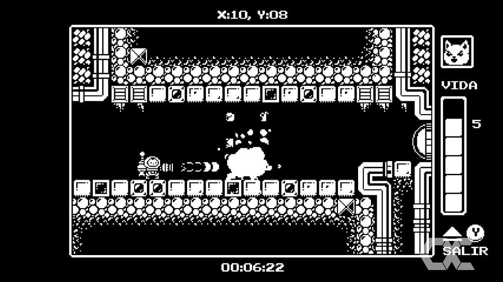 Gato Roboto- Overcluster 03
