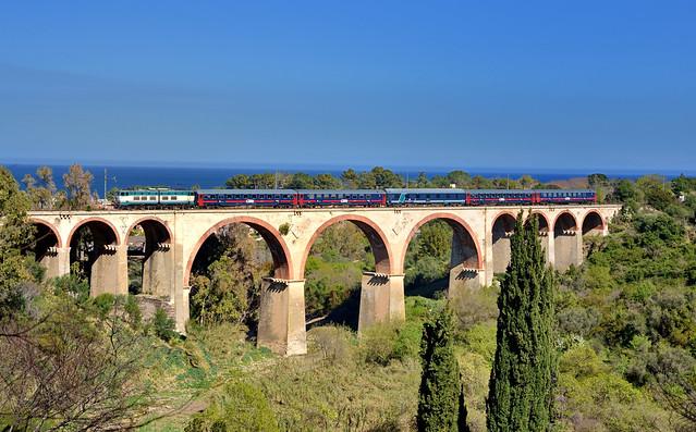 Trenitalia E656 074 Castelluccio