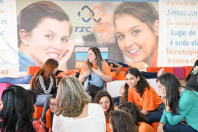 Tic Tac Workshop em Tecnologia