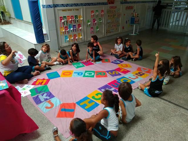 Projeto Leitura - Educação Infantil