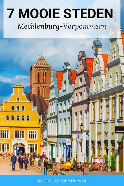 7 mooie steden in Mecklenburg-Vorpommern, Duitsland | Mooistestedentrips.nl