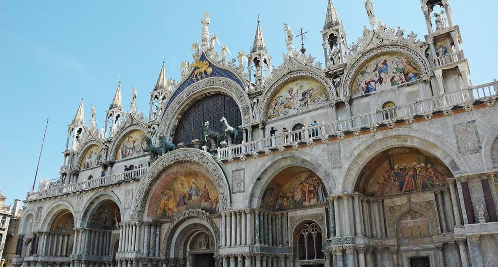 Eén dag in Venetië: San Marco Basiliek | Mooistestedentrips.nl