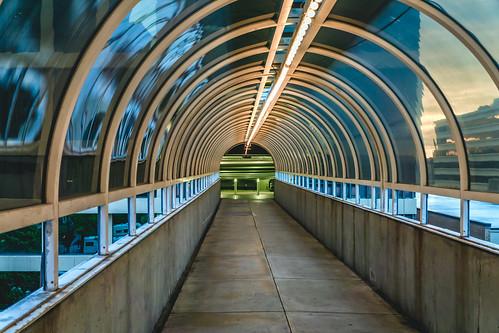 path sunrise reflection atlanta temperature center transition avoidance garage architechture skybridge