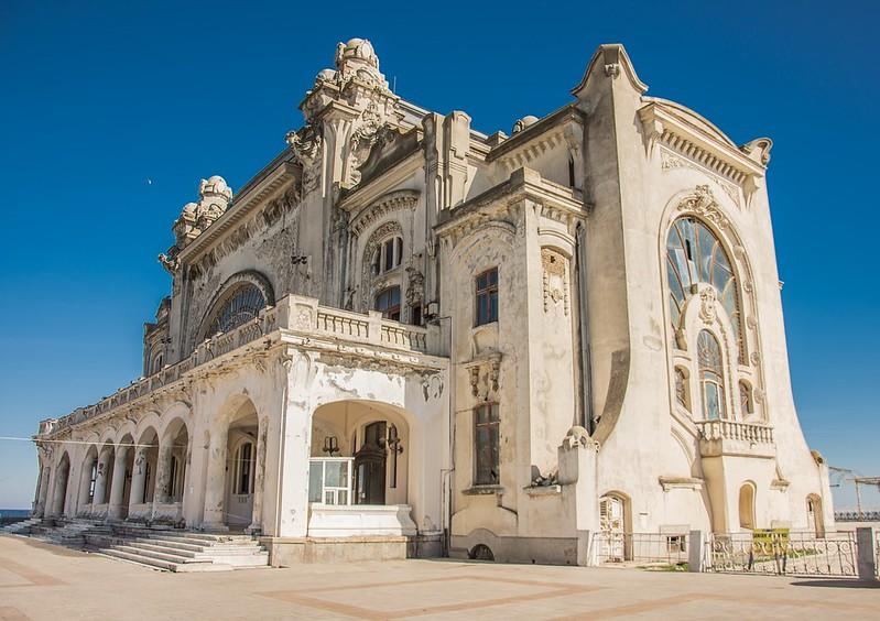 Constanta - Romania travel guide