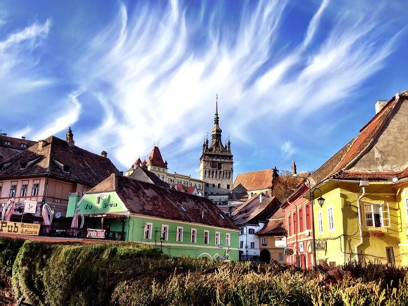 Sighisoara, Romania travel guide