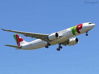 F-WWCL Airbus A330 Air Portugal