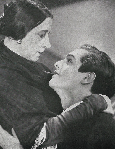 Vera Baranovskaya and Martin Herzberg in Die Siebzehnjährigen (1929)