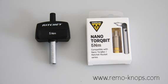 Topeak Nano TorqBit for TorqBar 8191