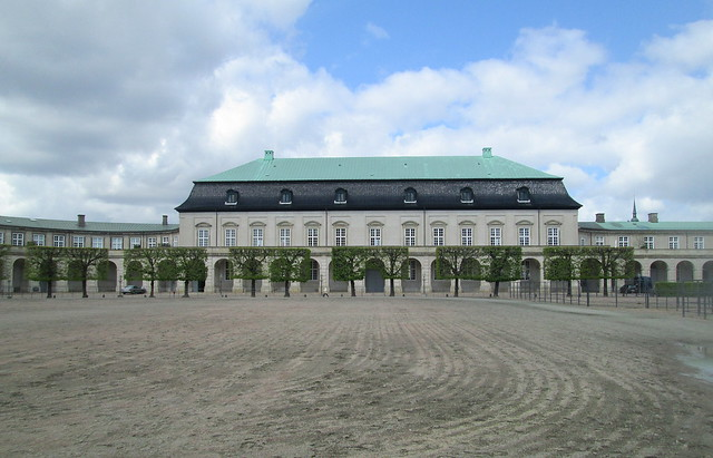 Copenhagen Horse Guards Parade 2