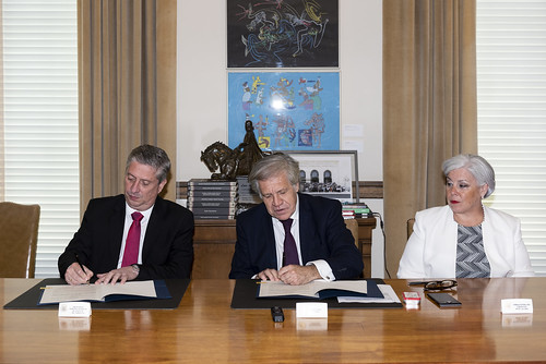 OEA asesorará a Paraguay en materia electoral