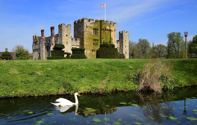 Hever Castle & Gardens - Kent
