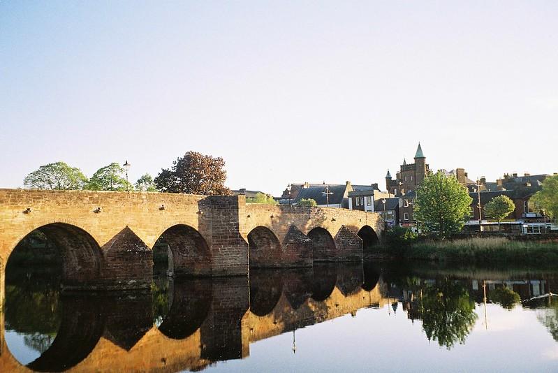Bridge Reflected