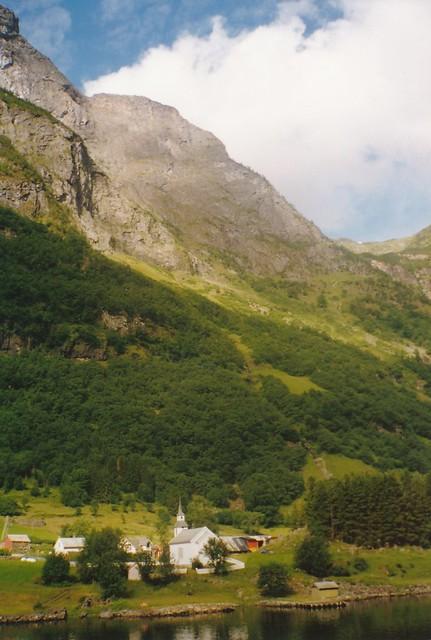 Norway - Bakka Church