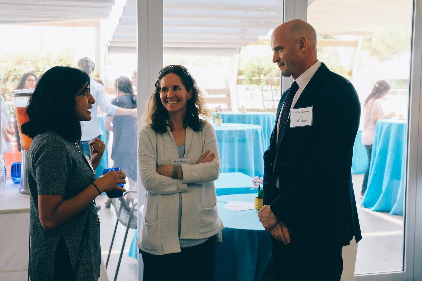 Public Policy Alumni Reception and Luncheon