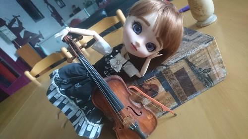 Léane Musicienne 3