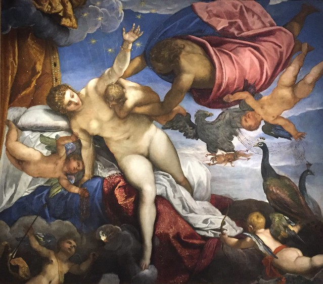 Tintoretto at The National Gallery in Washington, D.C.