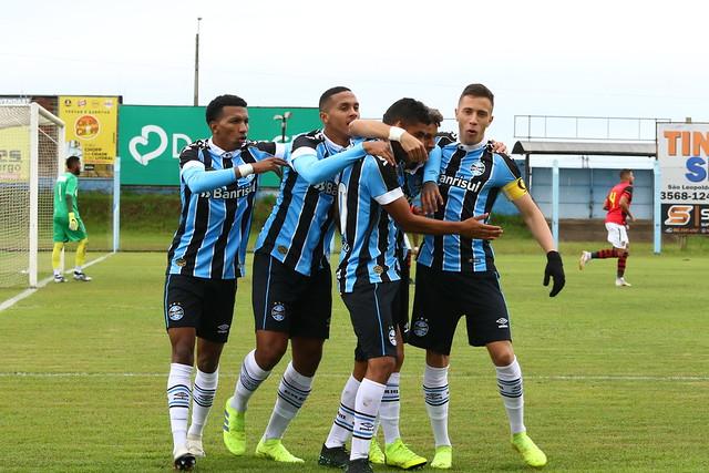 Grêmio 3x1 Sport - Brasileiro de Aspirantes