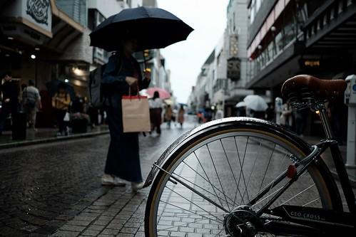 Yokohama rainy blue 5