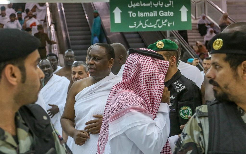 Macky Sall effectue la Oumra à la Mecque (4)