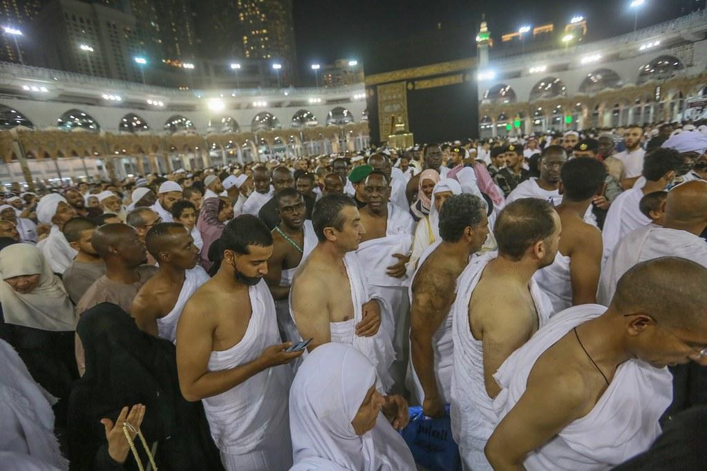 Macky Sall effectue la Oumra à la Mecque (2)