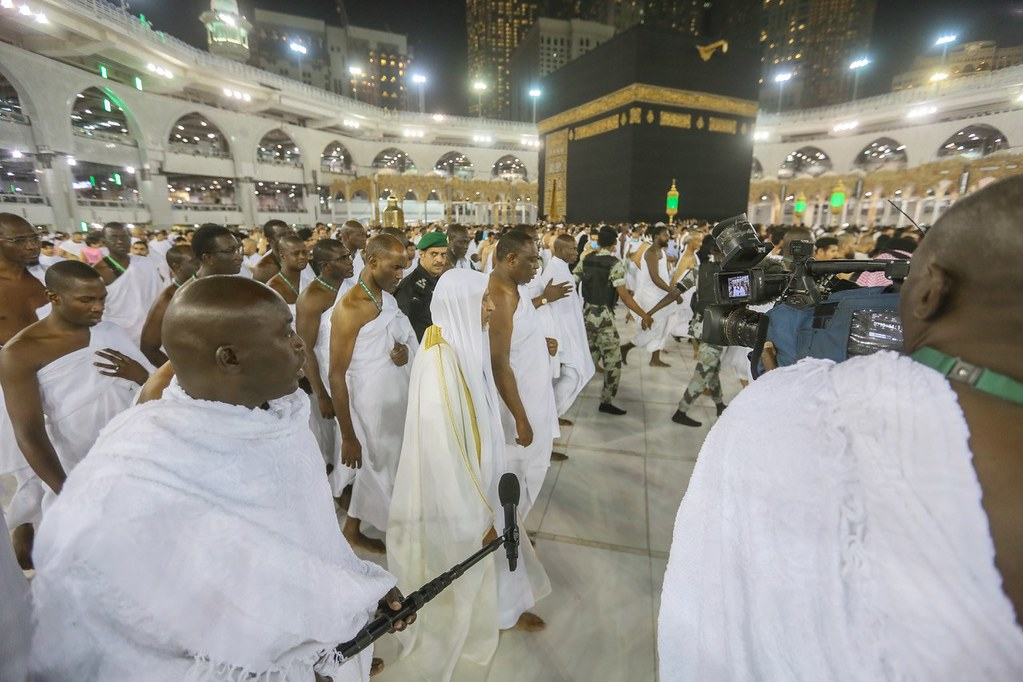 Macky Sall effectue la Oumra à la Mecque (1)