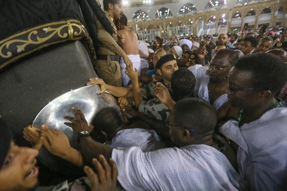 Macky Sall effectue la Oumra à la Mecque-laviesenegalaise