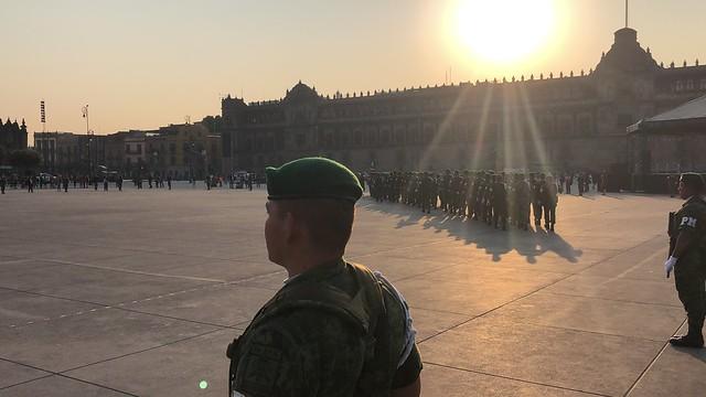 Sergeant sun