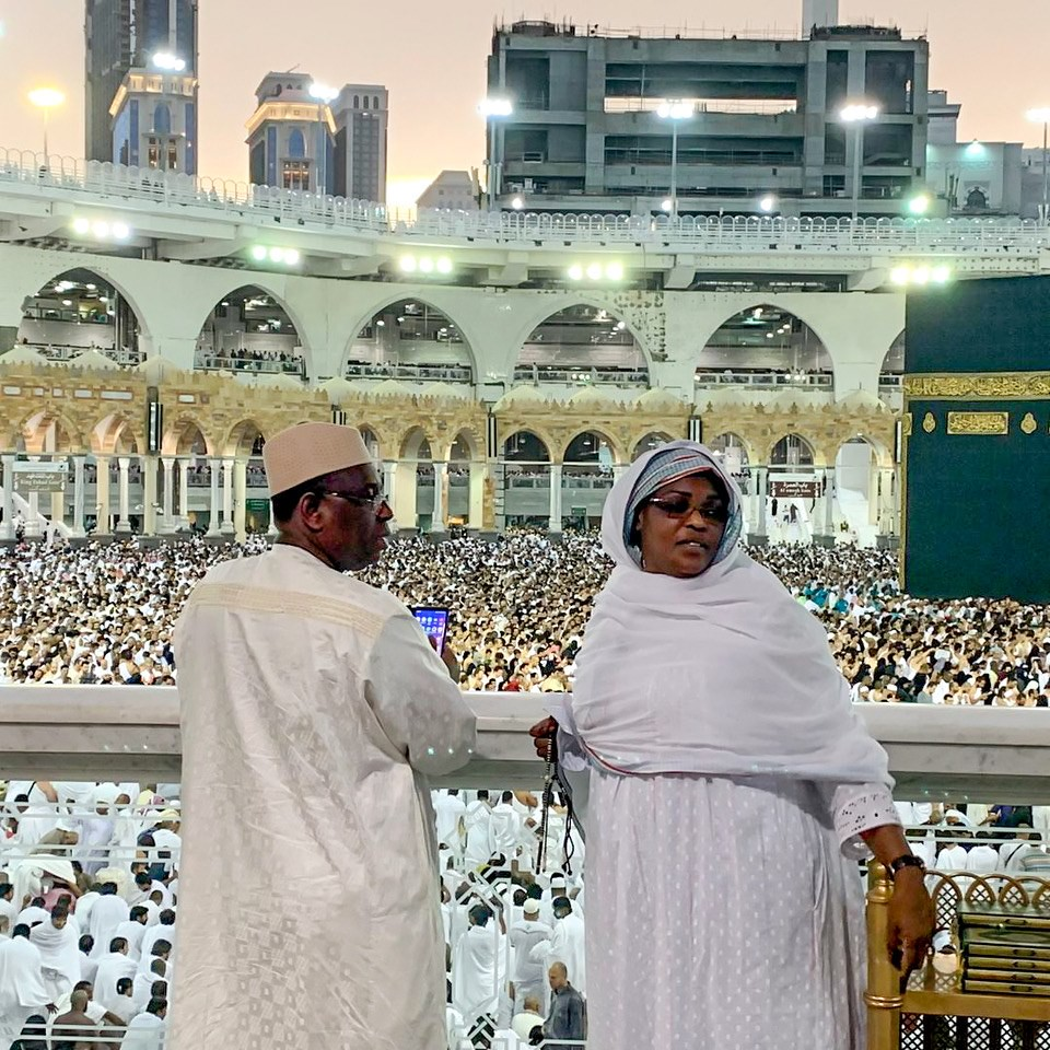 Macky Sall effectue la Oumra à la Mecque (5)