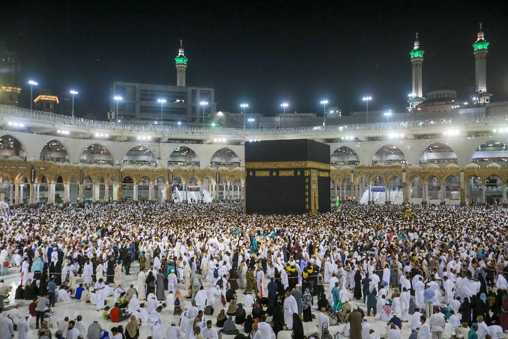 Macky Sall effectue la Oumra à la Mecque (3)