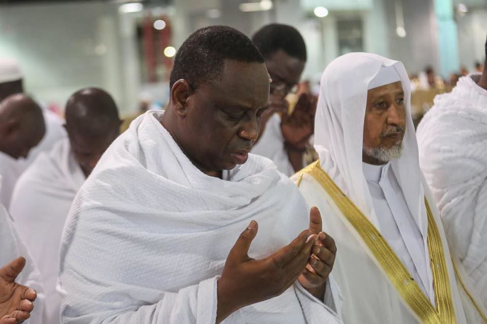 Macky Sall effectue la Oumra à la Mecque-LVS