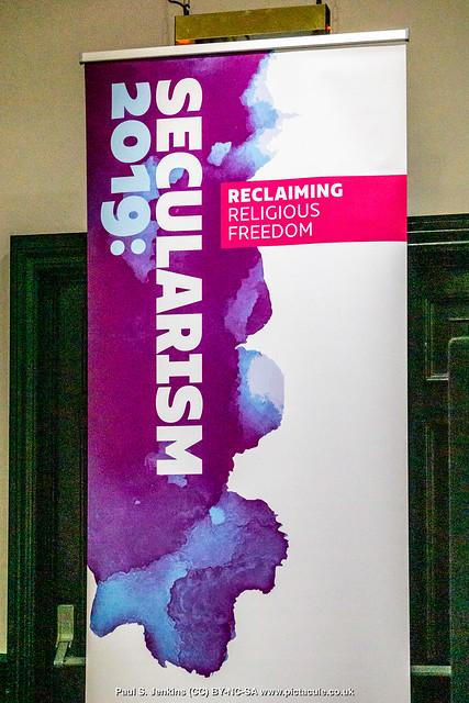 National Secular Society :: Secularism 2019 :: Tower Hotel, London