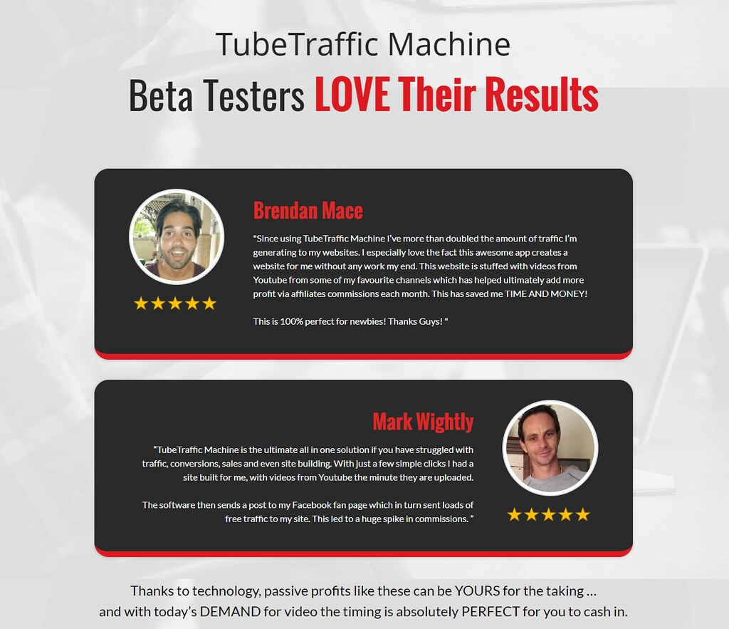 Tube Traffic Review