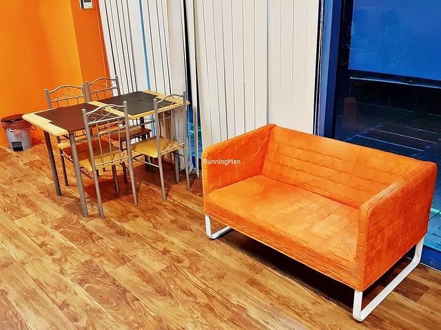 Seating Lounge
